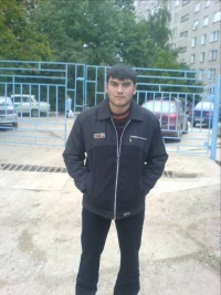 Ozod Hamraev, 21 января , Куйбышев, id169542246