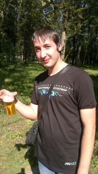 Сергей Лукашкин, 10 октября 1989, Королев, id8356285