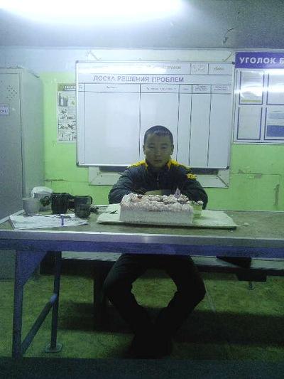 Жора Дашиев, 16 сентября , Улан-Удэ, id33301527