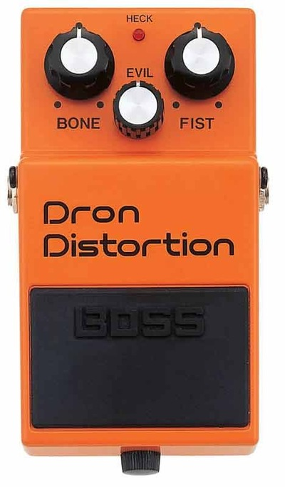 Dron Distortion