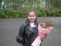 Роза Гусейинова, 14 июня , Буй, id164210784
