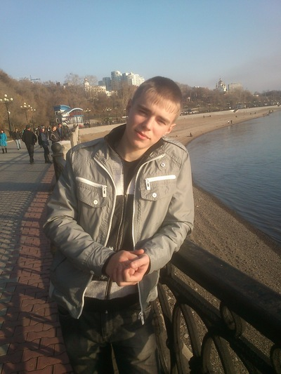 Алексей Ратманов, 22 марта 1993, Чита, id69557695