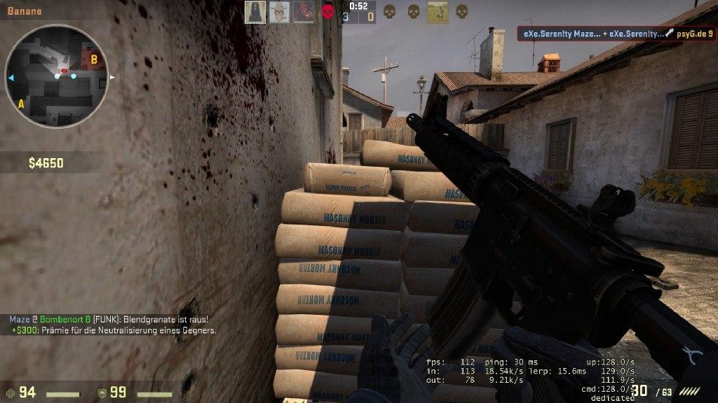 Пинг скачет от взрыва гранаты в кс го buy csgo skins online paypal