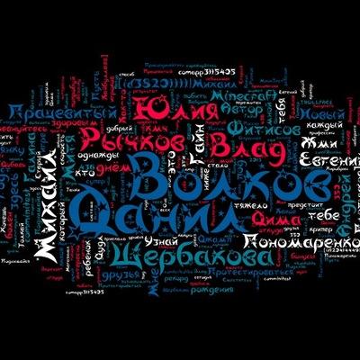 Данил Волков, id163864766