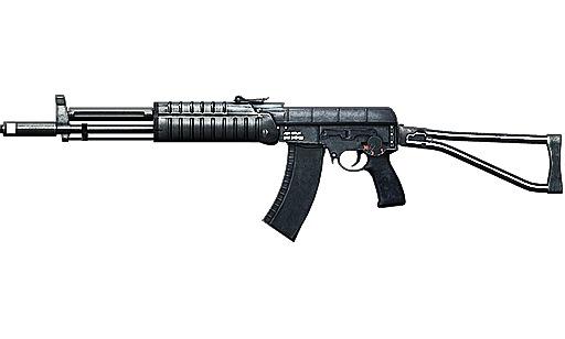 Высокая скорострельность АЕК-971 делает его превосходным.