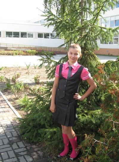 Юлия Бобрицкая, 25 июля , Краснокутск, id213301892