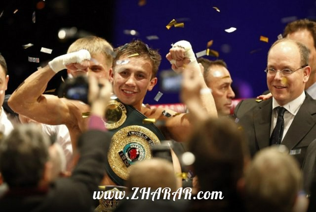 Геннадий Головкин әлемдегі үздік 10 боксшының қатарына енді