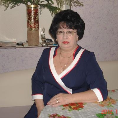 Людмила Зарубина, 18 июня 1952, Ярославль, id159194350