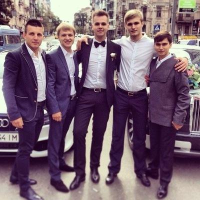 Данил Корольков, 26 июля , Киев, id145769614
