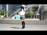 【なあ坊豆腐】Happy Synthesizer ハッピーシンセサイザ踊ってみたin大通公園