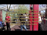 Street workout in Wingate Park