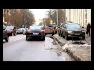 PORSCHE Panamera S Hybrid Тест драйв в программе Москва Рулит