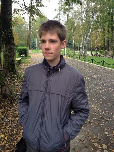 Серый Кузнецов, 8 октября 1996, Кашира, id59429761