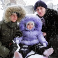 Ольга Матосова, Попельня, id160921248