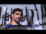 Сирия: репортаж AFP о магазине купли-продажи оружия в Алеппо (русские субтитры)