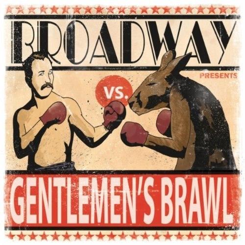 Broadway - Gentlemen's Brawl (2012)