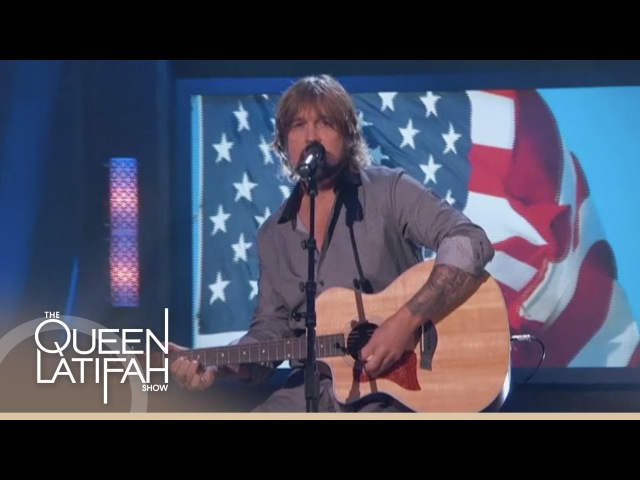 Billy Ray Cyrus Performs