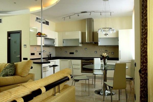 дизайн кухни 10 м фото