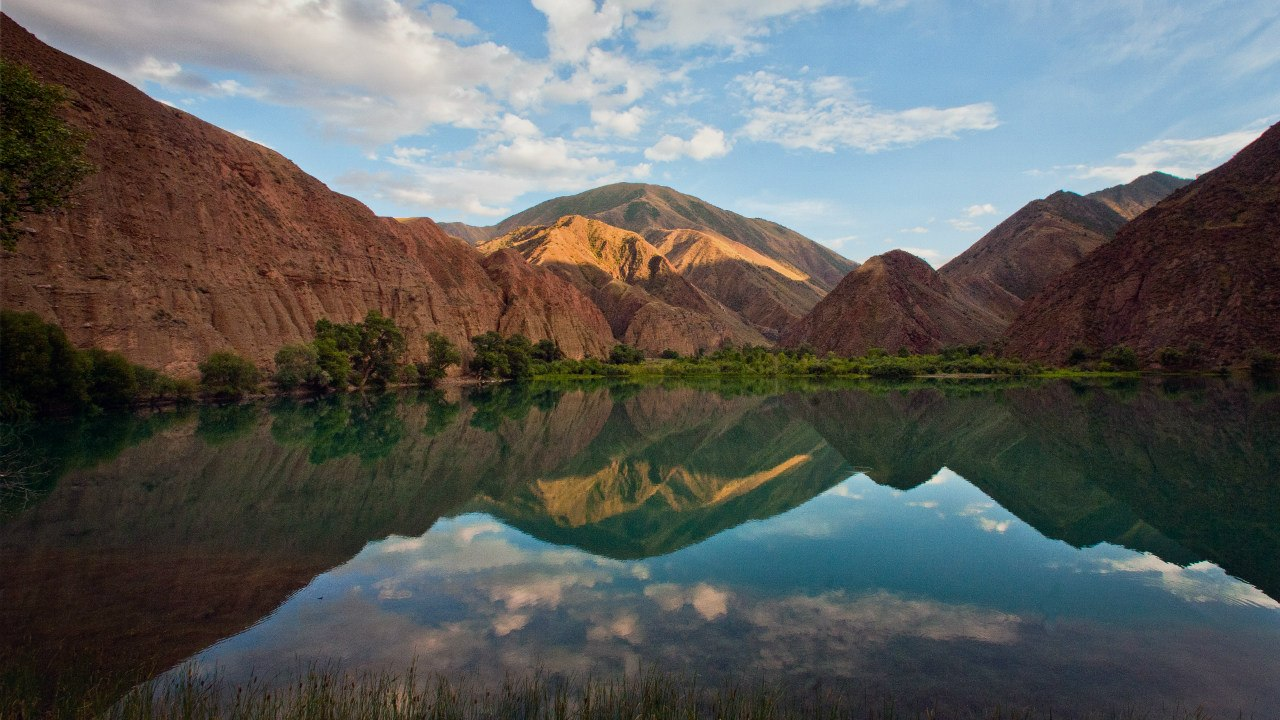 """Heart of Kyrgyzstan"" evi-tours.ru"
