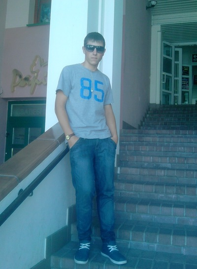 Илья Шурубейко, 26 сентября , Брест, id116268864