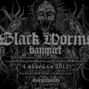 """BLACK WORMS banquet: черный метал в """"Барвах"""" 4 февраля"""