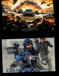 Counter-Strike World-Of-Tank, Мозырь, id176745528