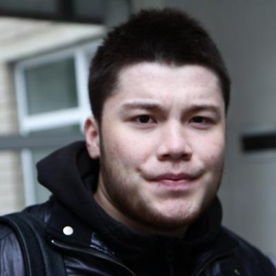 Жандарбек Актаев, 14 декабря 1993, Петрозаводск, id114361464