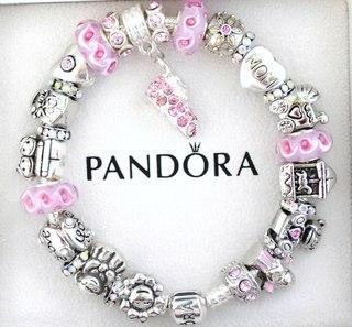 Готовые браслеты пандора цена