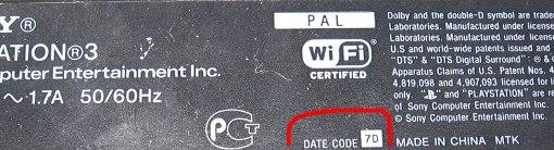 Даунгрэйд (откат) прошивки Playstation 3 (3.56-4.53) на 3.55 или 4.53 CFW R