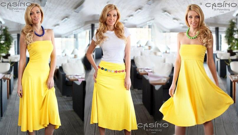 Фото летних платьев и юбок