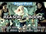 Reason vs BOOM! - NERVO &amp Hook N Sling vs Ivan Gough vs Stevie Mink &amp Steve Bleas (Mashup Mix)