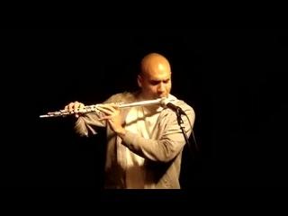 Битбокс с флейтой