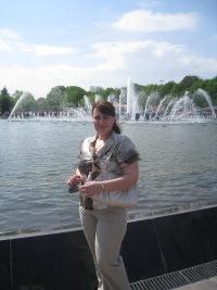Olga Ryabina, 24 ноября 1992, Москва, id8800450