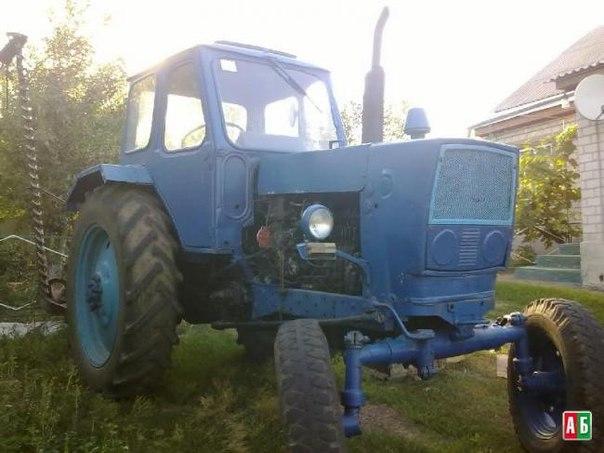 Куплю трактор юмз петушок б у год 75 по 85год с куном