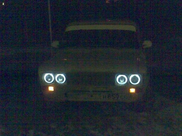 Ангельские глазки, тюнинг! Глазки ВАЗ 2106, BMW ВКонтакте