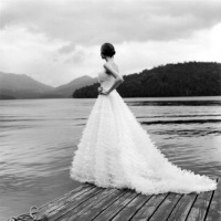 Красивые черно-белые фотографии девушек Черно-белые фотографии девушек...