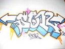 как сделать граффити - граффити.