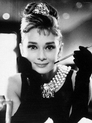 В стиле Одри Хепберн!  Какой мех носят мировые звезды.