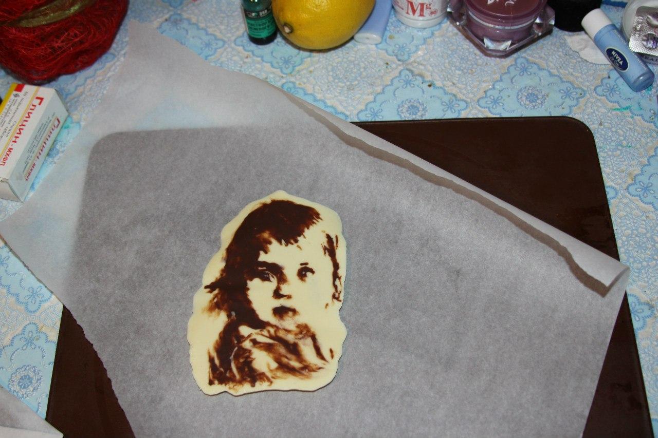 Открытка из шоколада мк, картинки детской обуви