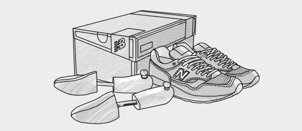 Очень полезный для начавшейся осени материал —как ухаживать за кроссовками и очищать их от грязи