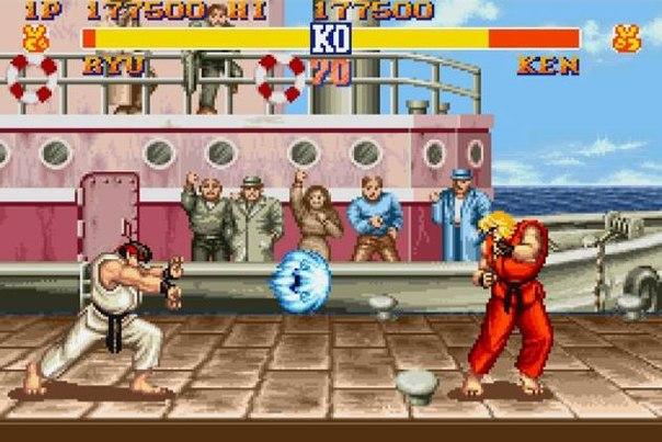 Вышел полнометражный документальный фильм об игре Street Fighter  —
