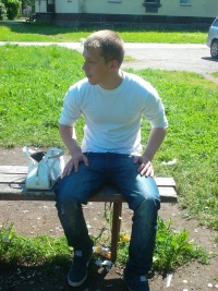 Павел Белокуров, 12 марта 1991, Донецк, id118512852