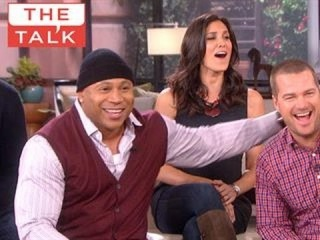 The Talk - 'NCIS: LA' Cast Visit