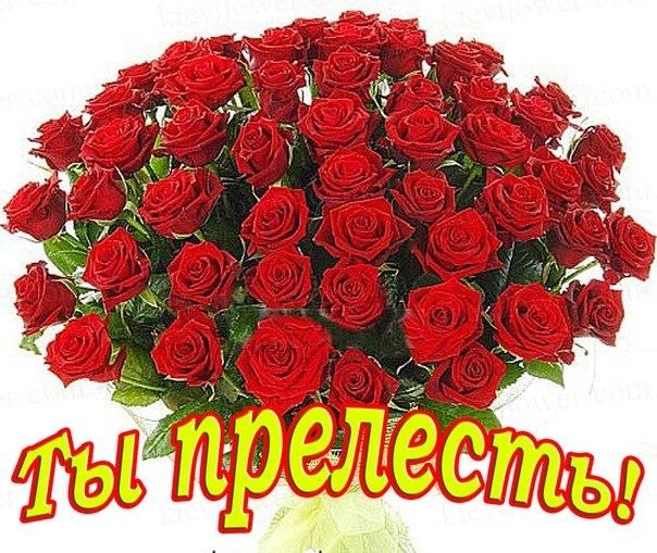 Букет роз с днем рождения открытки 64