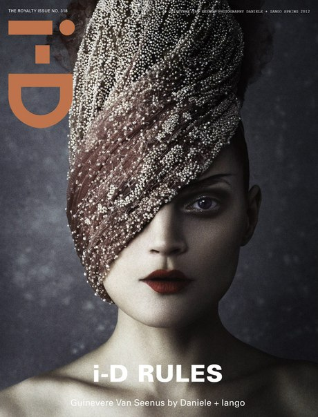 i-D Magazine #318 The Royalty Issue Covers