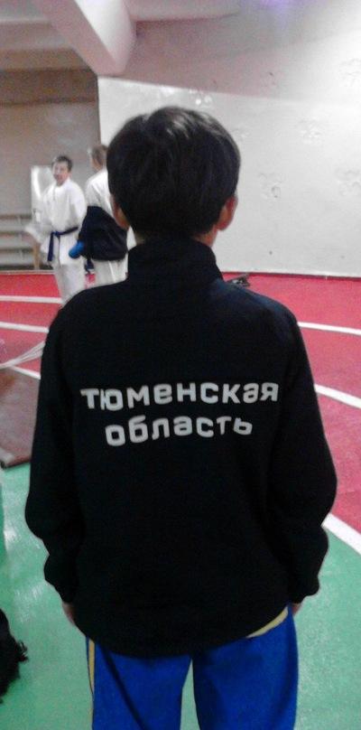 Асадбек Рахматов, 23 апреля , Тюмень, id153659484