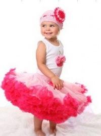 Юбки мягкие, пышные Ту-Ту для малышей различных цветов и моделей.  Астана.