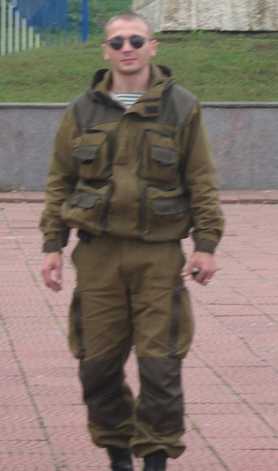 Евгений Михайлович, 27 мая 1990, Новосибирск, id193866156