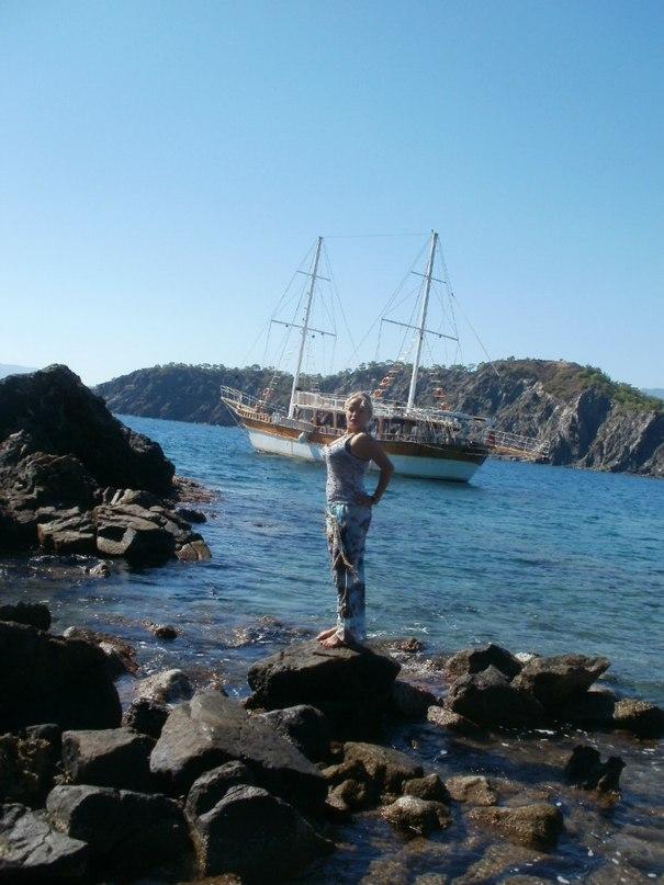 Мои путешествия. Елена Руденко. Остров Фасалис. 2011 г. CkQ_3MiVQ6k
