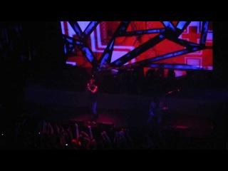The Rasmus - Funeral Song in Nizhny Novgorod 30 of September 2013 (Milo Concert Hall).